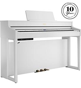 Roland HP-702 Vit Digital Piano