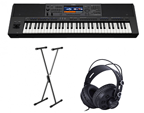 Yamaha PSR-SX700 Arranger Keyboard Paket