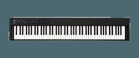 Korg D1 Svart Stage Piano