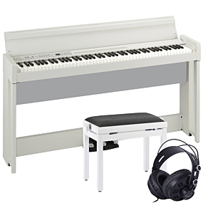 Korg C1 AIR Vit Digital Piano Paket