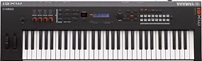 Yamaha MX61 II Black Music Synthesizer