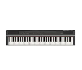 Yamaha P-125 Svart Digital Piano
