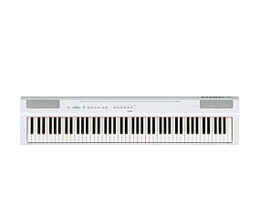 Yamaha P-125 Vit Digital Piano