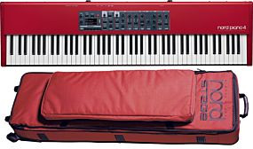 Nord Piano 4 88 (+ Nord Soft Case 88)