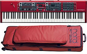 Clavia Nord Stage 3 88 (+ Nord Soft Case 88)
