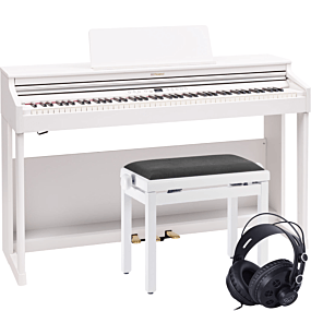 Roland RP-701 Vit Digital Piano Paket