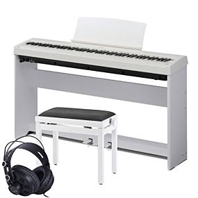 Kawai ES-110 Vit Digital Piano Paket