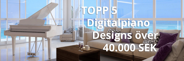 Topp 5 bästa designs över 40.000 kr.