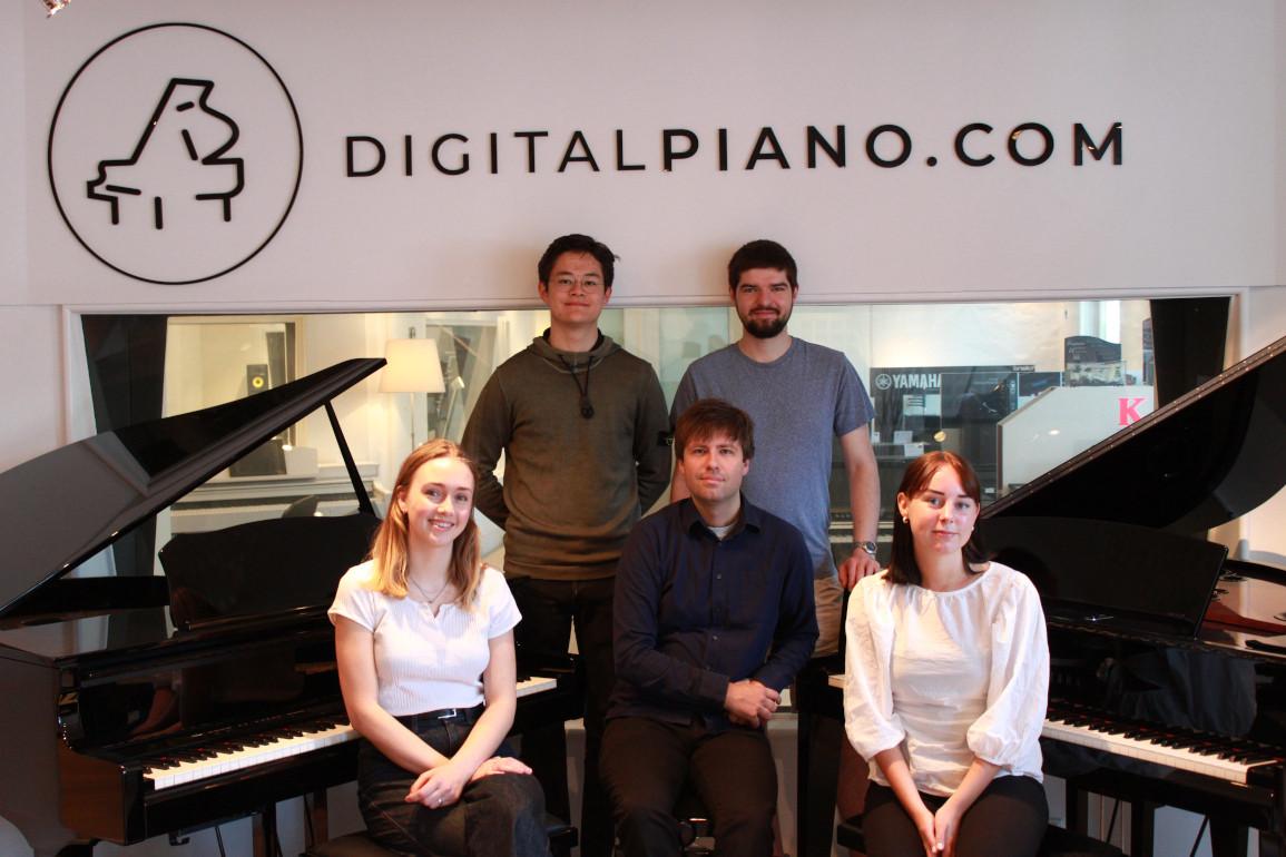 Digitalpiano Team