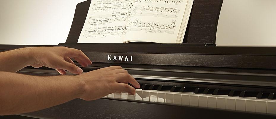 Kawai KDP-110 - Ett imponerande tillskott till Kawai's digitalpianon