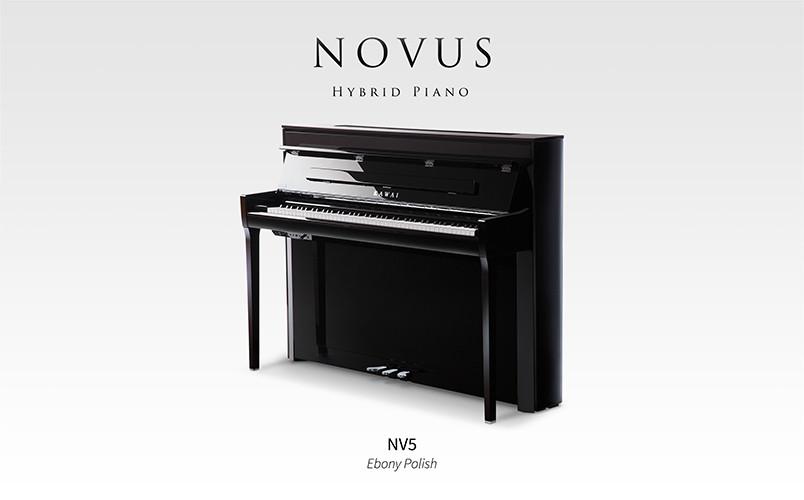Nya Novus NV5 Hybrid Piano